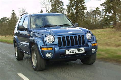 jeep cherokee  car review honest john