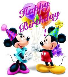 mickey and minnie happy birthday quote pictures photos and images for