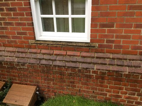 sill concrete window repairs project previous structural