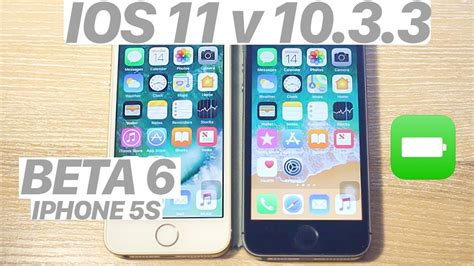 how to delete photos from iphone 5s ios 11 beta 6 vs ios 10 3 3 speed test battery