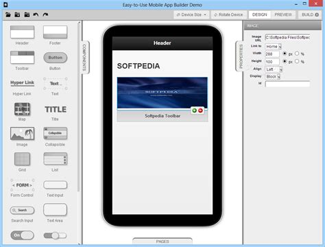 How To Use Mobile by Easy To Use Mobile App Builder 2014
