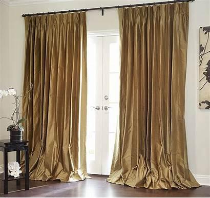 Curtains Drapes Silk Curtain Living Velvet Blackout