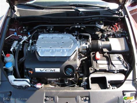 2008 Honda Accord Engine by 2008 Honda Accord Ex V6 Sedan 3 5l Sohc 24v I Vtec V6