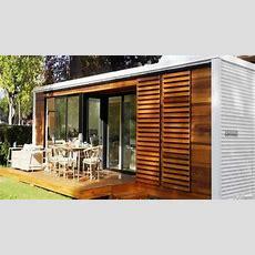 Cool Small Prefab And Modular Homes Youtube