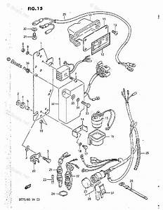 Suzuki Outboard Parts By Model Dt 85 Oem Parts Diagram For