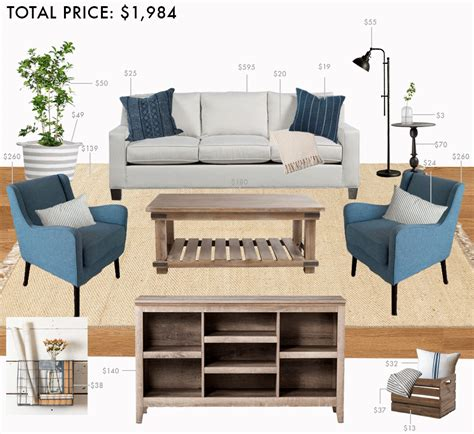 attachment modern living room furniture on a budget 2484 budget living room modern farmhouse emily henderson