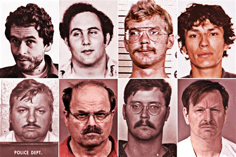 brace   surge  serial killers   years expert warns