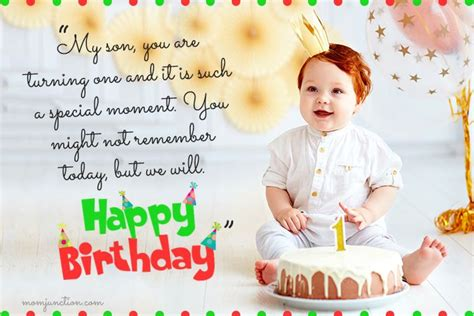 wonderful st birthday wishes  messages  babies    happy birthday wishes