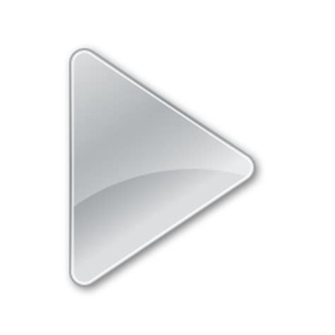 3d play button png gray s play button icon free icons