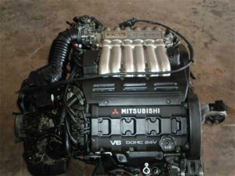mitsubishi  engine factory workshop  repair manual