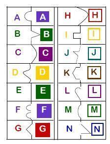 lettermatch upjpg  images alphabet matching