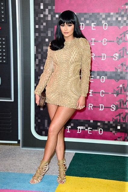 Kylie Jenner's Super Revealing VMAs After-Party Dress Is ...