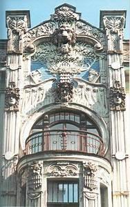 Art Nouveau Architecture : riga style art nouveau architecture art nouveau ~ Melissatoandfro.com Idées de Décoration