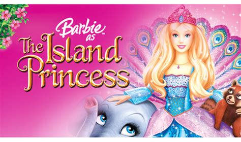 barbie movies images barbie   island princess