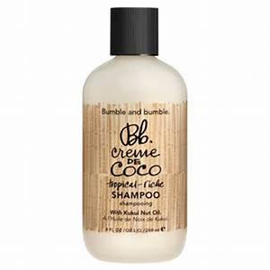 Creme De Coco Pour Cheveux : creme de coco shampoo shampooing hydratant de bumble and bumble sur ~ Preciouscoupons.com Idées de Décoration