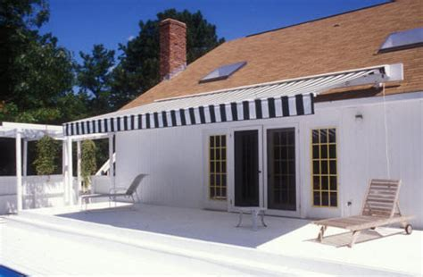 eastern retractable awnings long island ny   awnings