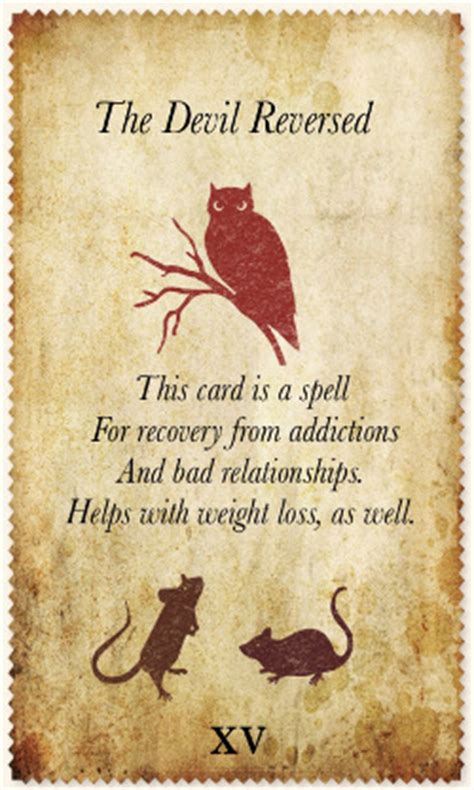 white magic tarot spell cards reviews images aeclectic