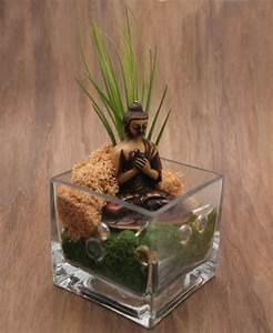 Bonsai Im Glas : so k nnen sie einen mini zen garten kreieren ~ Eleganceandgraceweddings.com Haus und Dekorationen