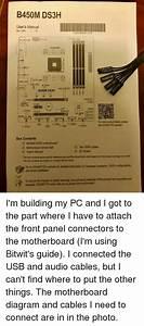 B450m Ds3h User U0026 39 S Manual Rev 1001 Dm Powerl Led Cpu Audio 0o 60 47 110 Ge Lan Pciext Bat B450