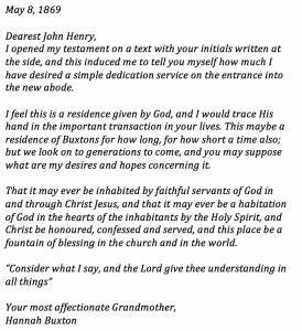 a grandmothers letter business 4 blessing With letter to grandson from grandmother