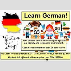 Learn German  Learn For Life Enterprise