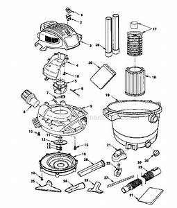Craftsman 113177621 Parts List And Diagram