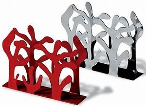 Porte Serviette En Papier : porte serviettes en papier mediterraneo rouge alessi ~ Teatrodelosmanantiales.com Idées de Décoration