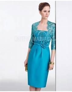 Robe Mi Longue Mariage : robe de cocktail mi longue pour mariage ~ Melissatoandfro.com Idées de Décoration