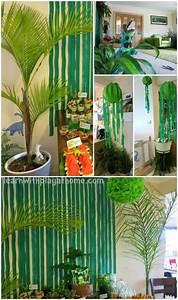Decorative ideas for a dinosaur party