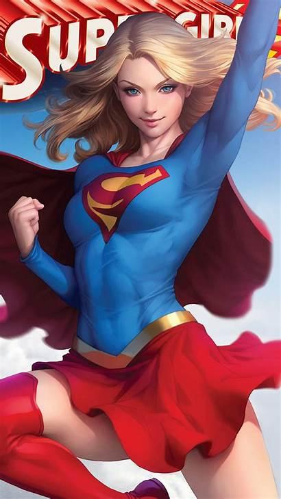 Supergirl Dc Comics Comic Wallpapers Anime Superheroes