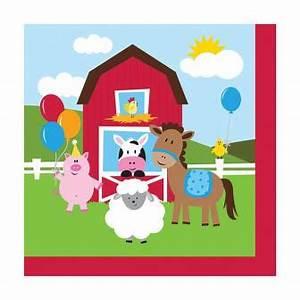 Meine Kleine Farm : servietten meine kleine farm 18er pack g nstig kaufen ~ Watch28wear.com Haus und Dekorationen