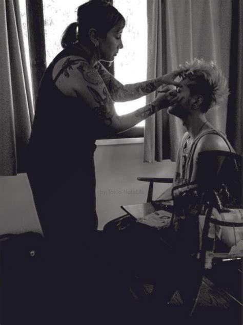19.09.2014 - Kaulitz with Brad Elterman | Stuff by Tokio-Hotel.Ru & Co