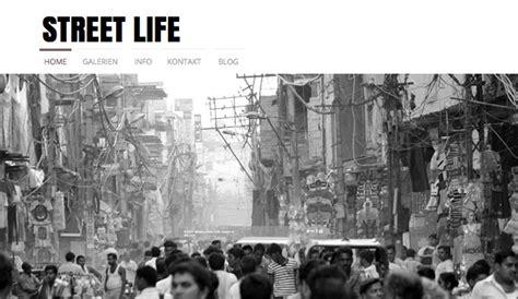 html homepage vorlagen fuer portfolio lebenslauf wix