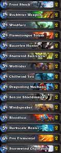 beginner shaman deck list heroic frostwyrm lair guide with basic decks 2p