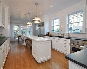 Narrow Kitchen Island With Seating - Design Decoration