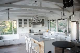 ideas for kitchen ceilings vaulted kitchen ceiling ideas home design ideas