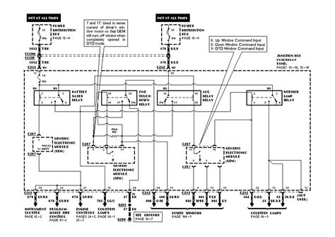 1999 Chrysler Town And Country Wiring Diagram Anti Theft 1999 Ford F ...