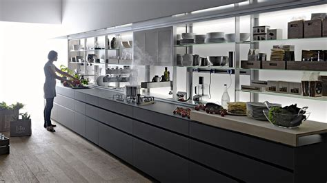 Kitchen System the most amazing modern kitchen system by valcucine