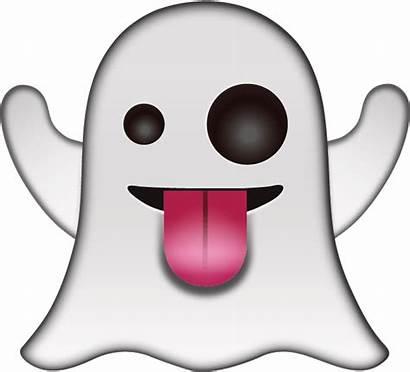 Ghost Clipart Emoji Freebie Huge Transparent Clip