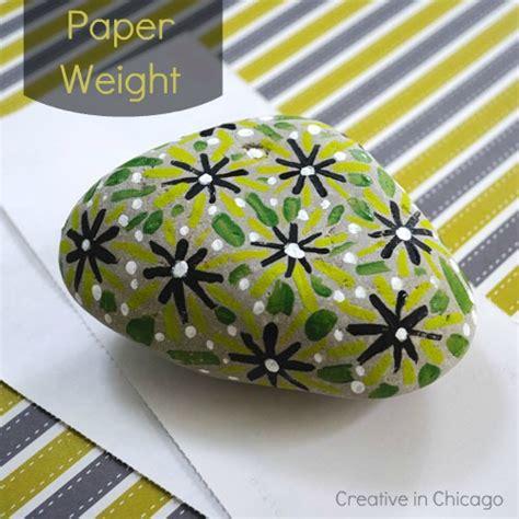 make a paper weight