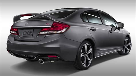 2015 Honda Civic Si Review, Road Test, Price, Horsepower