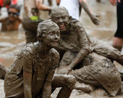 Mud Day In Michigan