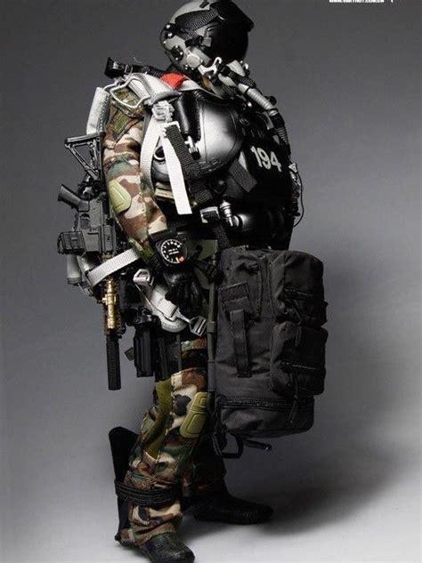 veryhot   navy seal halo udt jumper camo dry suit