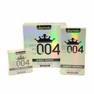 okamoto size chart okamoto 004 condoms