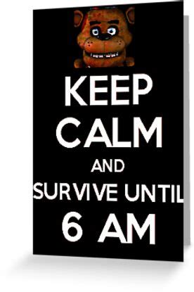 """Five nights at freddy's 2. """"Five Nights at Freddy's"""" Greeting Cards by ArianaFaithJ   Redbubble"""