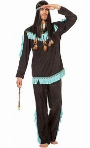 Costume D Indien : costume indien homme v19805 ~ Dode.kayakingforconservation.com Idées de Décoration