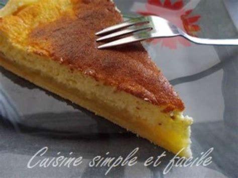 recettes de tarte au fromage blanc 2