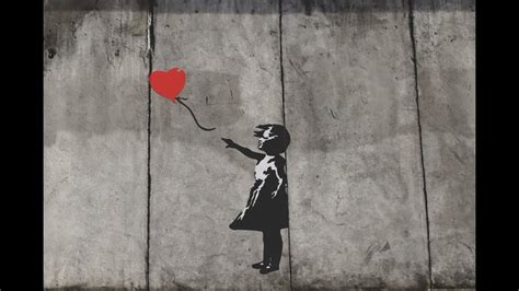 BANKSY - STREET ART - YouTube
