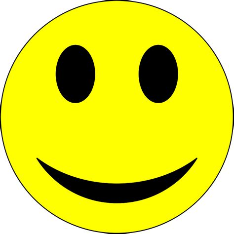 Smiley Clip Art  Free Large Images