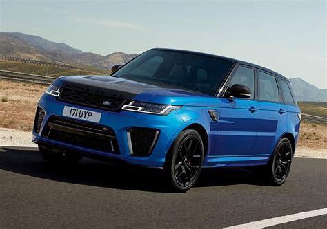 2019 Range Rover Sport by Range Rover Sport 2018 2019 фото цена комплектации новый